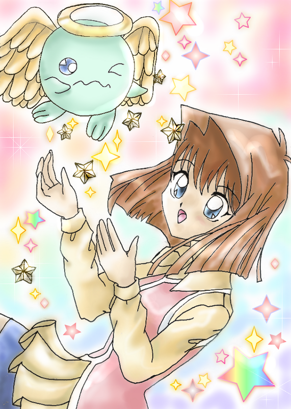 Hình vẽ Anzu Mazaki bộ YugiOh (vua trò chơi) - Page 3 1_Anzup_131
