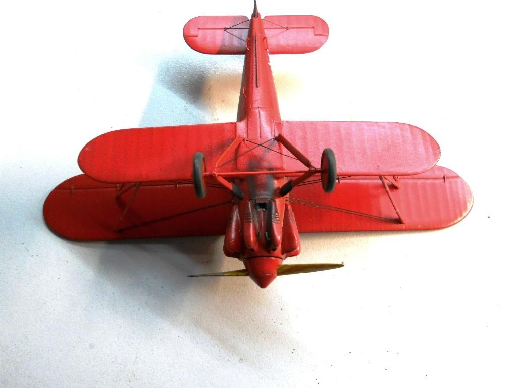 И-5 ранний 1/72 (ICM) DSCN1167