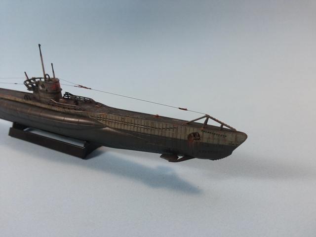 U-Boat Type VII C - Revell 1/350 U_Boat_41