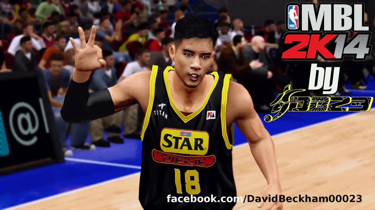 MAJOR BASKETBALL LEAGUE 2K14 - Version 4.1 RELEASED!!! Yap