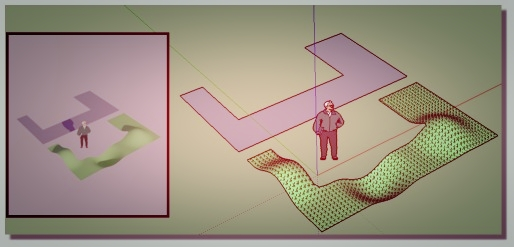 modelisation terrain.. Terrain