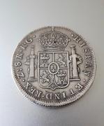8 Reales 1821. Fernando VII. Zacatecas. Opiniones 20180521_103546