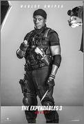 The Expendables 3 (Los Mercenarios 3) 2014 - Página 7 Snipes