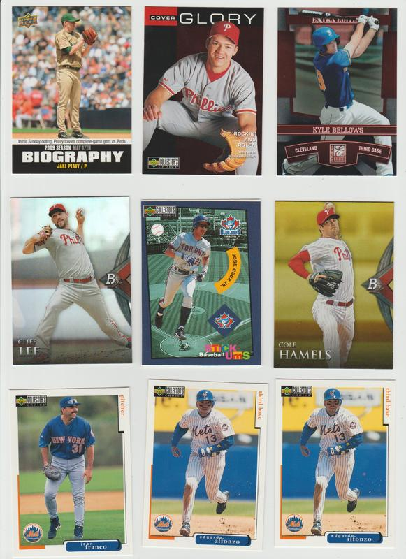 BB Cards F/S .10 cents Each (NEW LIST) Scanned Adding More 034