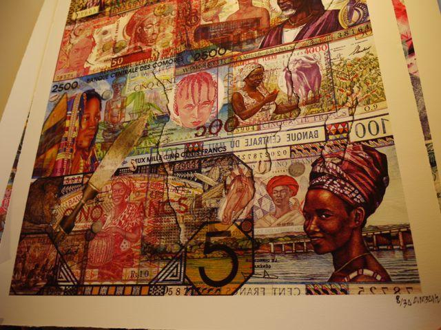billetes africanos Col4