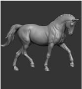 Tartar Miniatures (Italy) -2018 TR74-116_Hanoverian_Horse_1