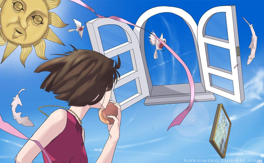 Hình vẽ Anzu Mazaki bộ YugiOh (vua trò chơi) - Page 4 1_Anzup_150