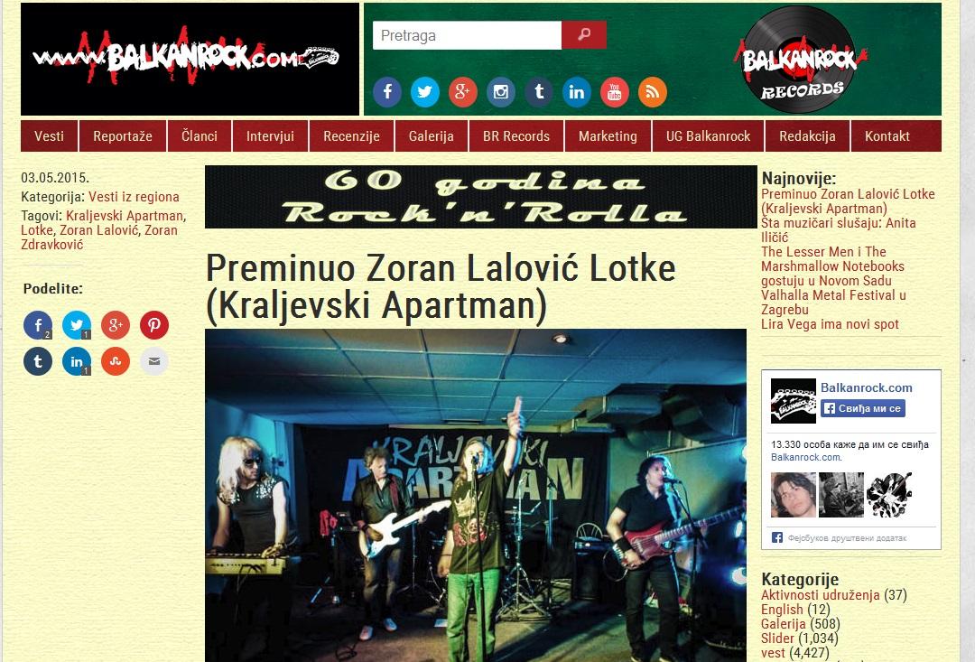Preminuo Zoran Lalović Lotke (Kraljevski Apartman) Bez_naslova