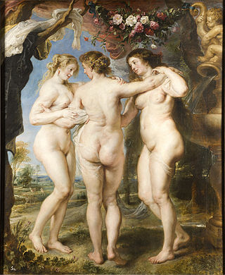 Plato, Augustine and Sticking to Your Diet The_3_graces