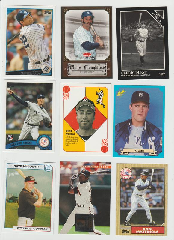 BB Cards F/S .10 cents Each (NEW LIST) Scanned Adding More 060