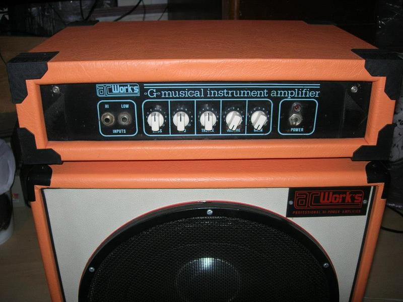 ACWorks Professional HI-Power Amplifier (Reforma) - Página 2 35