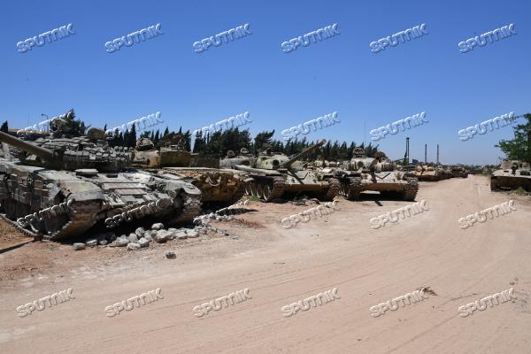 Syrian Arab Army (SAA) - Page 3 RIAN_3127758