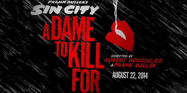SIN CITY: A DAME TO KILL FOR (2014) Image