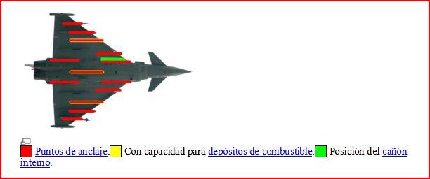 Eurofighter Typhoon  ( caza polivalente, bimotorde gran maniobrabilidad  Consorcio ) Captura