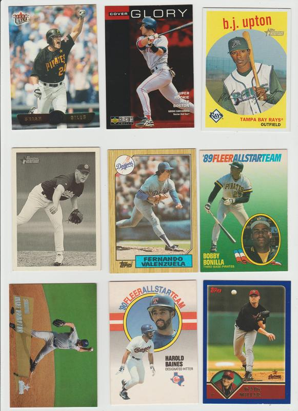 BB Cards F/S .10 cents Each (NEW LIST) Scanned Adding More 008