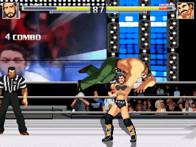 Supaman2525 Stage release:WWE Arena Mugen016