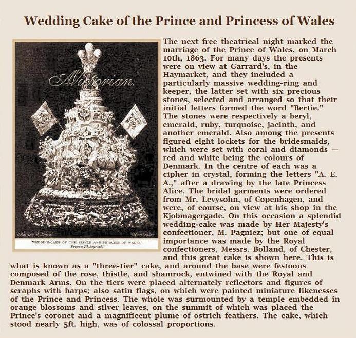 Dish of the Day - II - Page 3 Wedding_edward_VII_cake_1