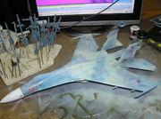 Су-27 Academy 1/48 P8140004
