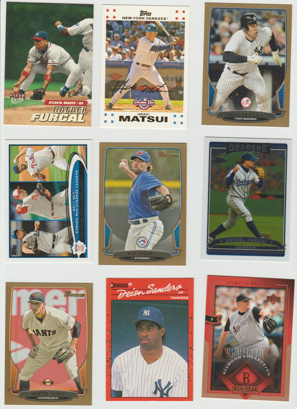 BB Cards F/S .10 cents Each (NEW LIST) Scanned Adding More 075