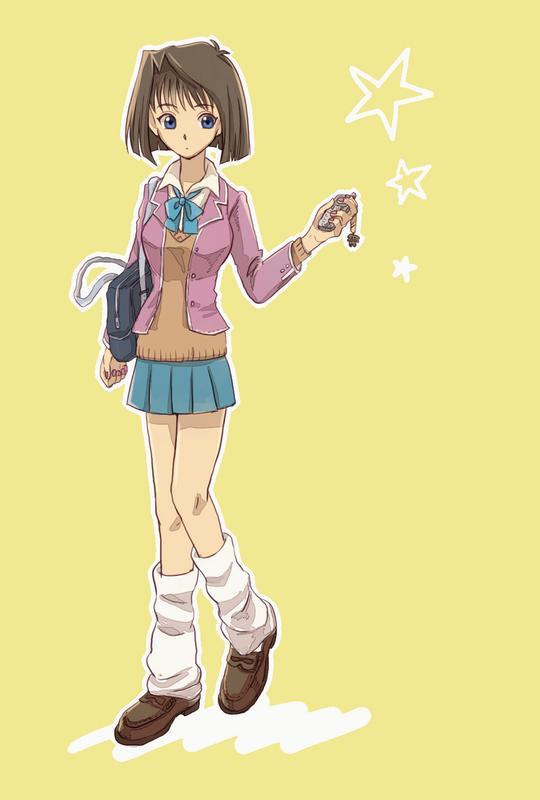 Hình vẽ Anzu Mazaki bộ YugiOh (vua trò chơi) - Page 6 2_Anzup_12