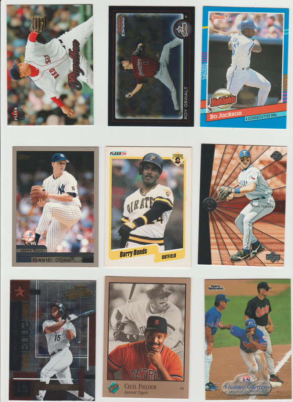 BB Cards F/S .10 cents Each (NEW LIST) Scanned Adding More 049