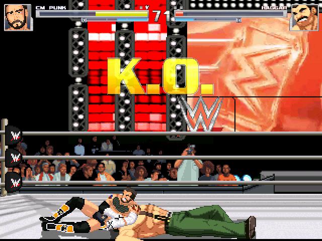 Supaman2525 Stage release:WWE Arena Mugen021