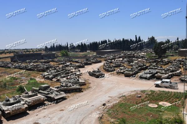 Syrian Arab Army (SAA) - Page 3 RIAN_3127769
