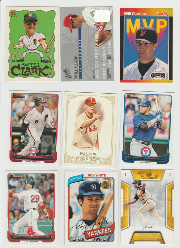 BB Cards F/S .10 cents Each (NEW LIST) Scanned Adding More 073