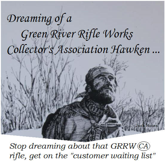 Now taking orders for new 2018 GRRW CA Firearms Dreaming