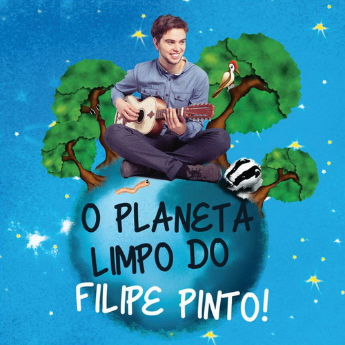 Filipe Pinto - O Planeta Limpo do Filipe Pinto! (2013)  Filipe_Pinto_frente
