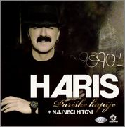 Haris Dzinovic  - Diskografija  Haris_Dzinovic_2011_Pariske_kapije_prednja