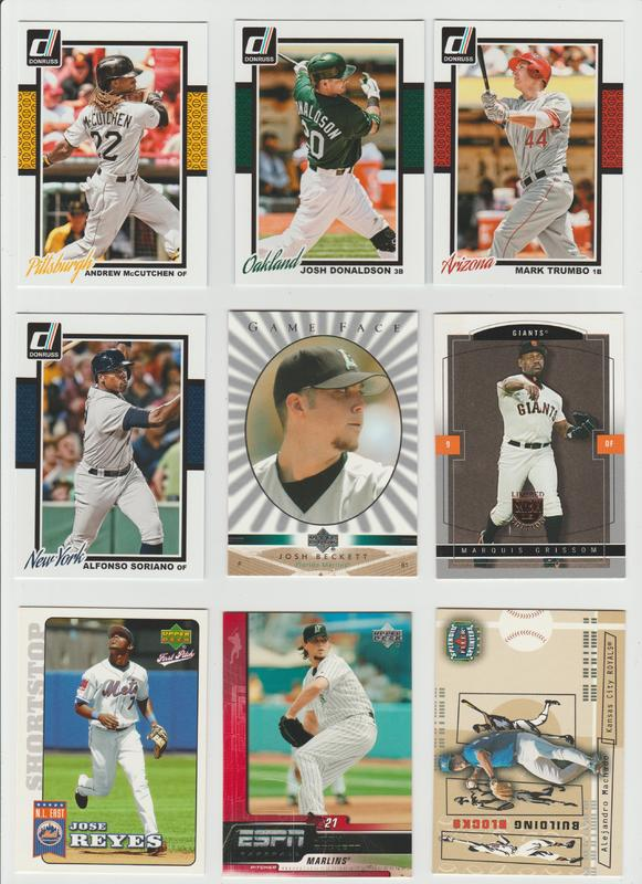 BB Cards F/S .10 cents Each (NEW LIST) Scanned Adding More 006