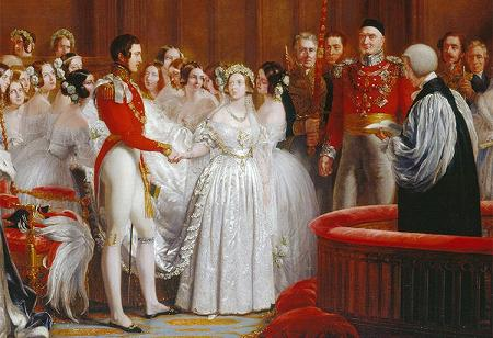 Dish of the Day - II - Page 3 The_wedding_of_Victoria_and_Albert_44