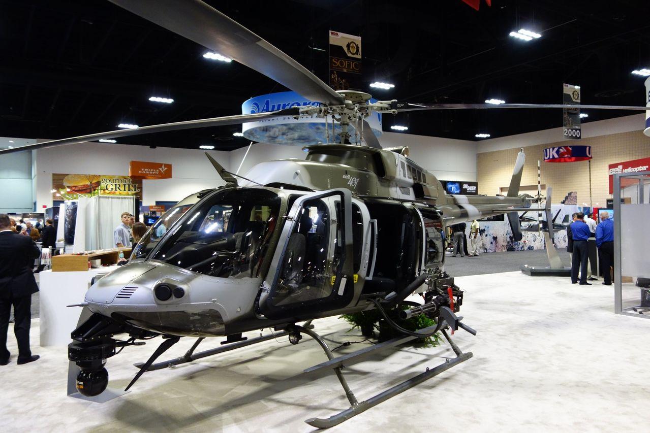 Black Hawk SEMAR - Página 3 Bell_407_AH_Weaponized_Combat_Attack_Helicopter_N