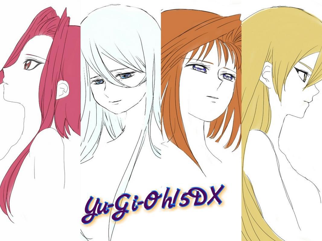 Hình vẽ Anzu Mazaki bộ YugiOh (vua trò chơi) - Page 4 1_Anzup_168