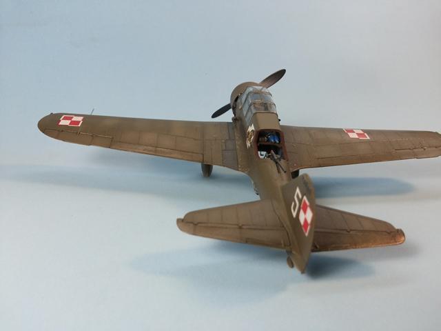 "PZL 23 ""Karas"" - Heller 1/72 PZL_66"