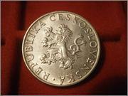 10 koronas 1955 10º aniversario  liberacion de Alemania PB060534