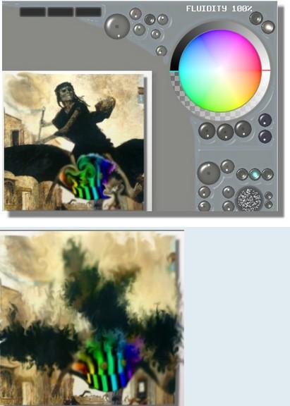 VERVE : pour les Artistes  MAIS pas seulement.... hallucinant ! Testverve3