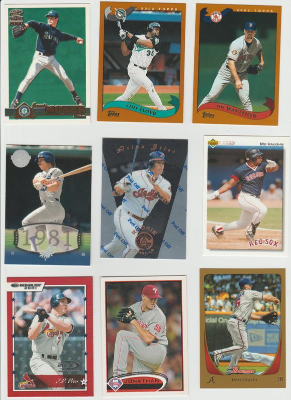 BB Cards F/S .10 cents Each (NEW LIST) Scanned Adding More 084