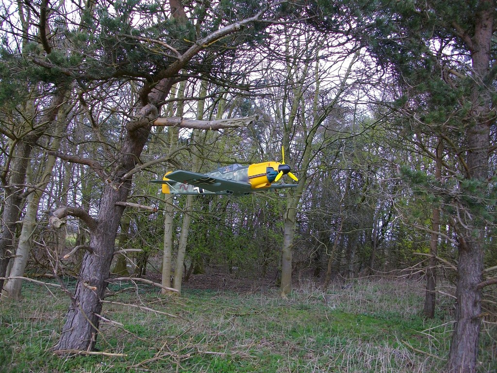 German DAK ME109 fighter pilot . IMGP1132_zpsyxcqhodr