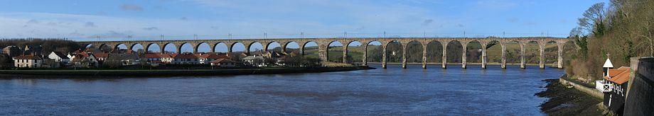 Crossrail and other Remarkable Railways 920px-_Royal_Border_Bridge_2009-01-18