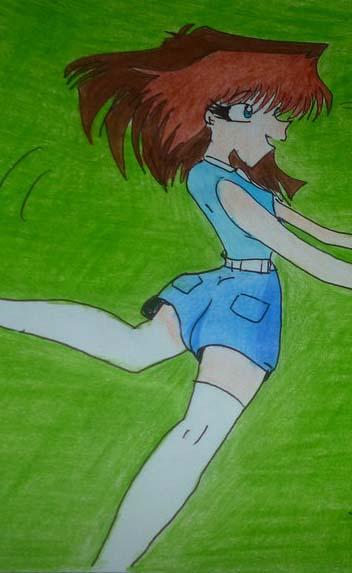 Hình vẽ Anzu Mazaki bộ YugiOh (vua trò chơi) - Page 32 6_Anzup_85