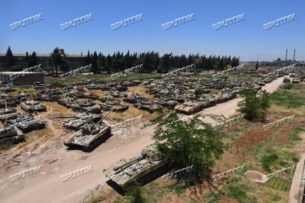 Syrian Arab Army (SAA) - Page 3 RIAN_3127761
