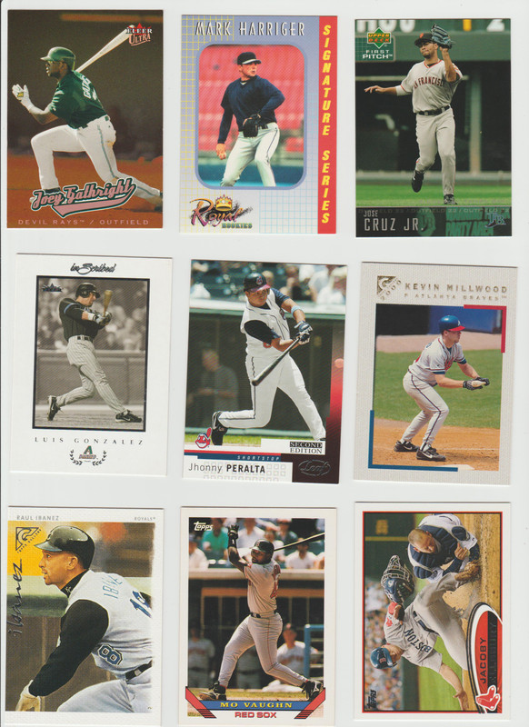 BB Cards F/S .10 cents Each (NEW LIST) Scanned Adding More 087