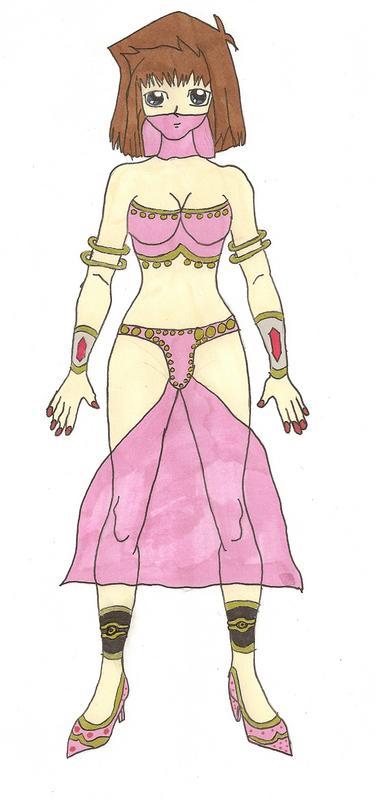 Hình vẽ Anzu Mazaki bộ YugiOh (vua trò chơi) - Page 3 1_Anzup_115