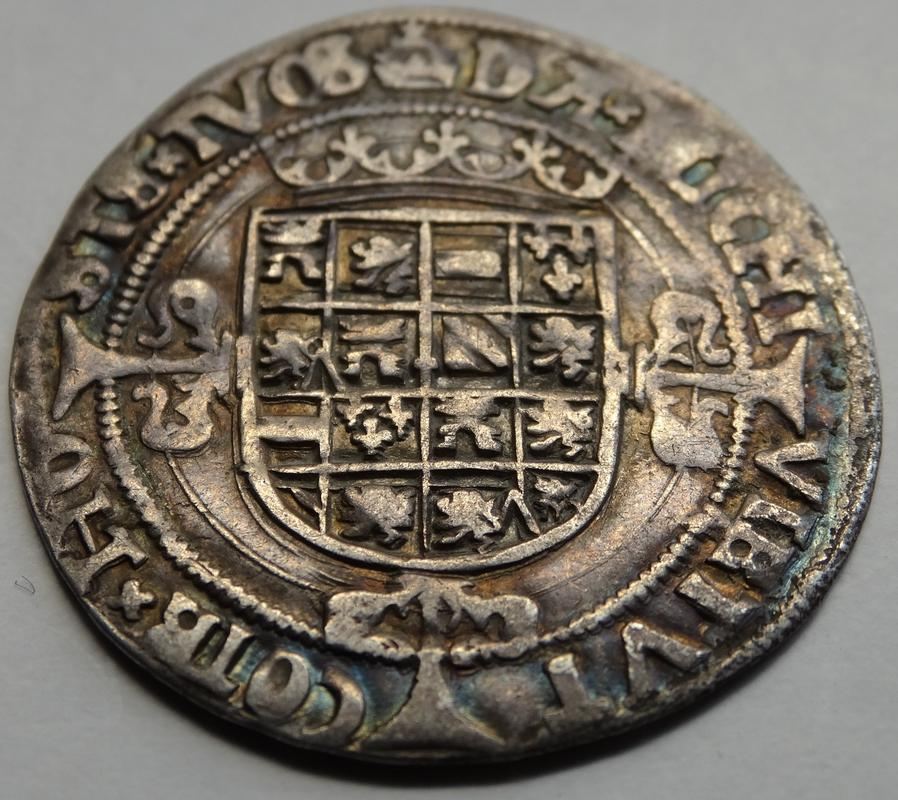 Real s.F (1521-1545) Carlos V, Amberes de Brabante DSC02464