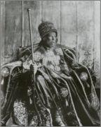 Etiopia 1/100 Birr - Menelik II 1897 Emperor_Menelik_II