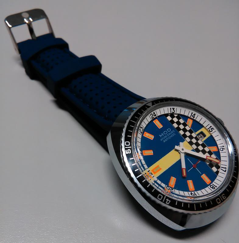 Relógios vintage de Coração  & Design Francês MOD