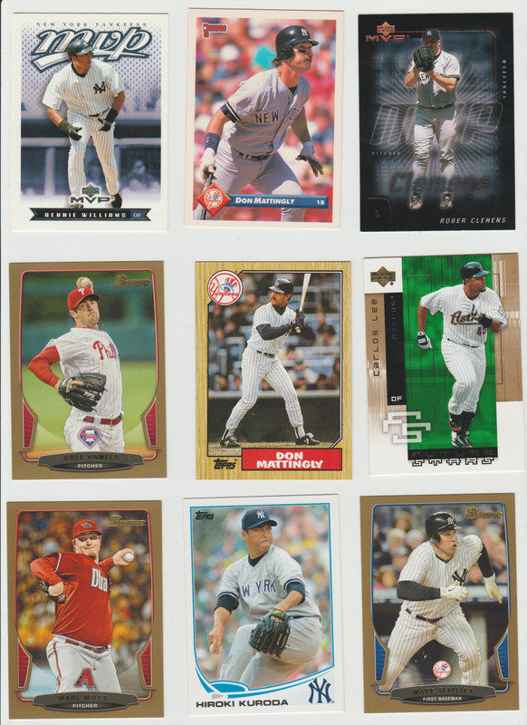BB Cards F/S .10 cents Each (NEW LIST) Scanned Adding More 054