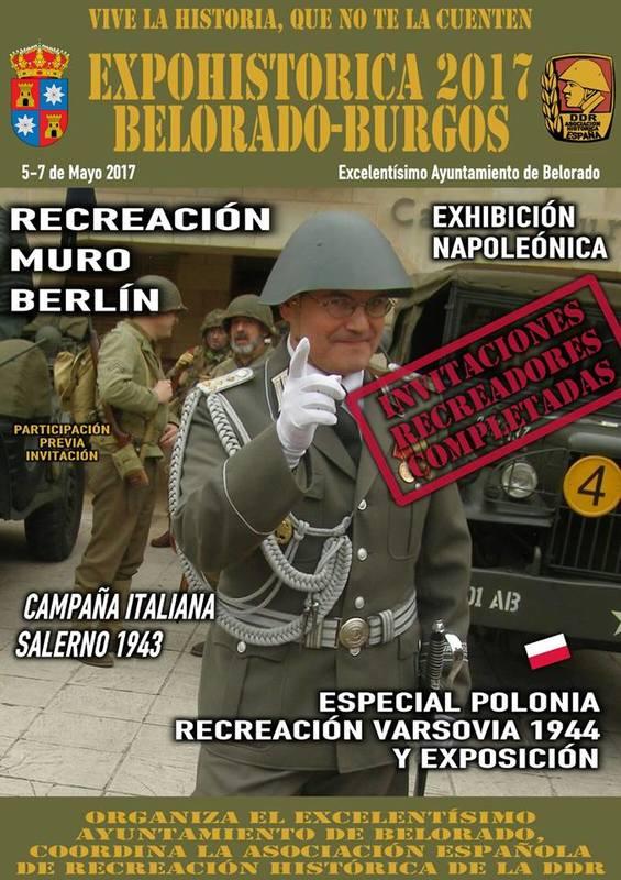 Expohistorica 2017 Belorado-Burgos-Spain. 16996404_1246055965513447_5379312078233927723_n